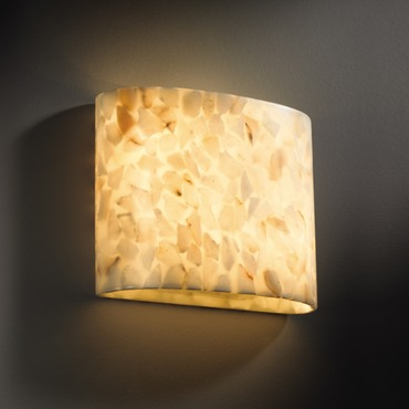 Alabaster Rocks ADA 8855 Wall Sconce