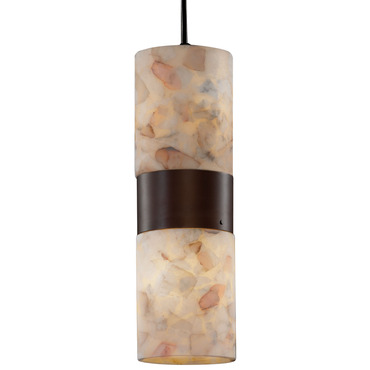 Dakota Up/Down Light Flat Rim Pendant