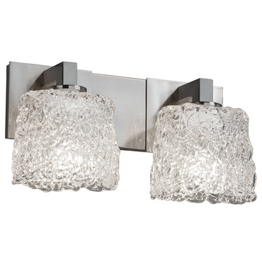 Modular Veneto Luce Two Light Oval Bath Bar