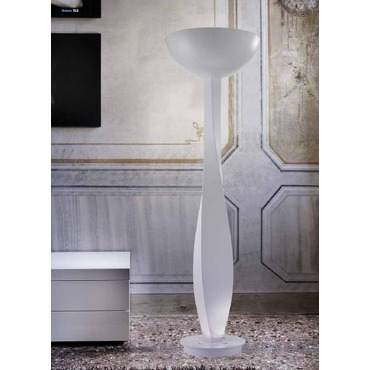 Botero LED Floor Lamp by Masiero | BOTERO STL3 WH-M