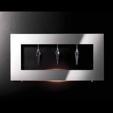 Click Rectangular Wall Sconce