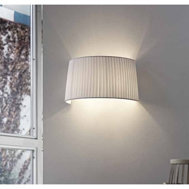 Tessuti Cone Wall Sconce by Masiero | CONE-A1-I