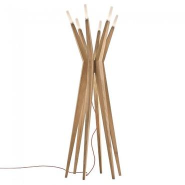 Flashwood Floor Lamp by Masiero | FLASHWOOD STL6+6