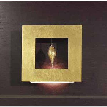 Klock Square Wall Sconce