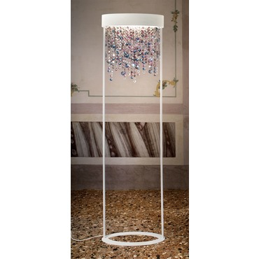Ola Floor Lamp by Masiero | OLA STL2 WH-M