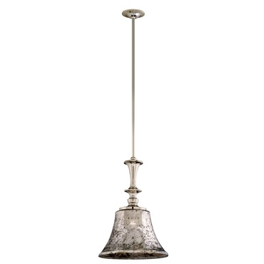 Argento Wide Pendant by Corbett Lighting | 103-42