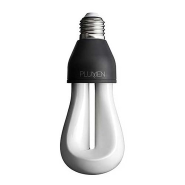 Plumen 002 CFL Medium Base 6W 120V