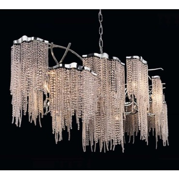 Victoria Oval Chandelier