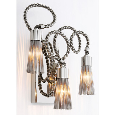 Sultans of Swing 3-Light Wall Sconce by Brand Van Egmond | SOSW50N