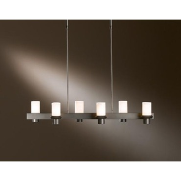Staccato 6 Light Adjustable Linear Pendant
