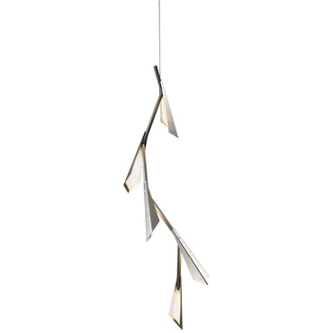 Quill LED Linear Pendant by Hubbardton Forge | 135001D-82-NO