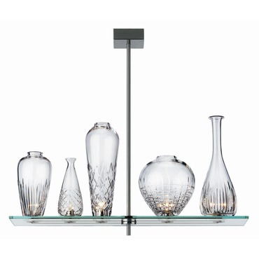 Cicatrices De Luxe 5 Light Pendant by Flos Lighting | fu165300