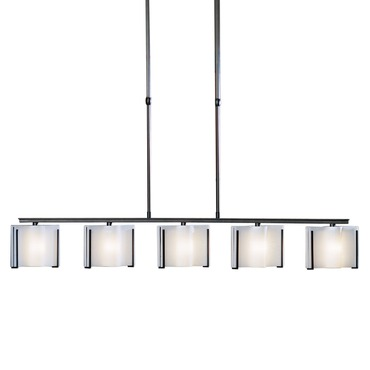 Exos Adjustable Linear Pendant by Hubbardton Forge | 137545-07L-B151
