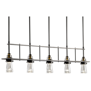 Erlenmeyer Adjustable Linear Pendant