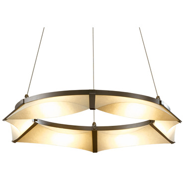 Bento Pendant by Hubbardton Forge | 138650D-07-810