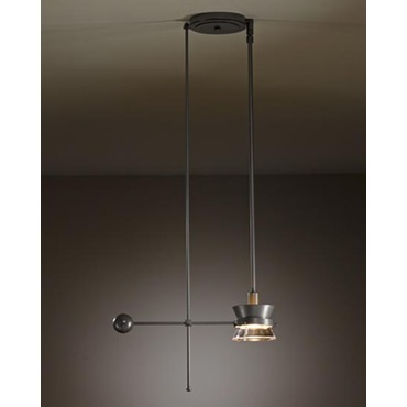 Apparatus Small Pendant by Hubbardton Forge | 138801-07L-ZM378