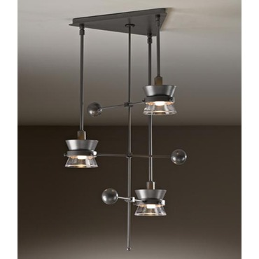Apparatus 3 Light Pendant