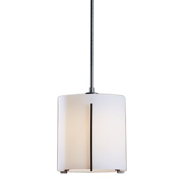 Exos Large Round Adjustable Pendant by Hubbardton Forge | 18766-253-10-G137