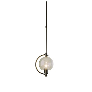 Pluto 18870 Adjustable Pendant by Hubbardton Forge | 18870-853-07-ZM436
