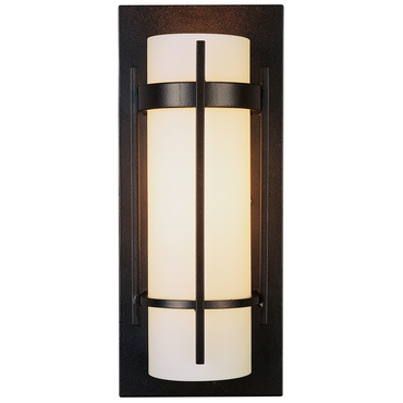 Banded with Bar Wall Light
