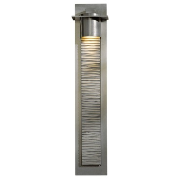 Airis Small Outdoor Wall Sconce by Hubbardton Forge 307910-10-I145