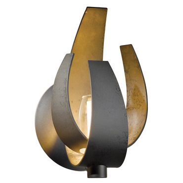 Corona Wall Light by Hubbardton Forge | 206501-07-CTO