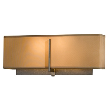 Exos Square Wall Light by Hubbardton Forge | 207680-1010
