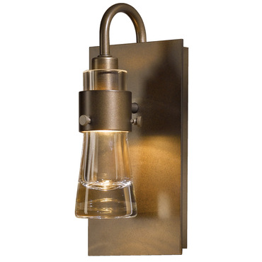 Erlenmeyer 720 Wall Light by Hubbardton Forge | 207720-05-ZM343