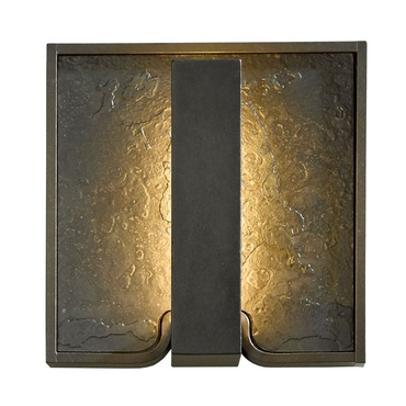 Ingot Wall Light by Hubbardton Forge | 217305D-07-NO