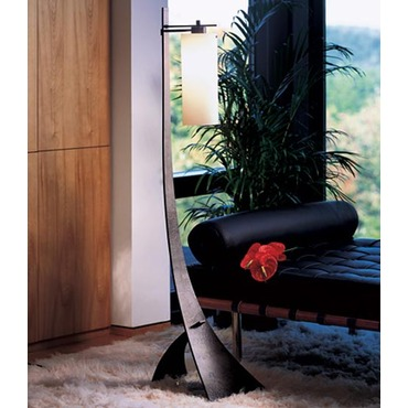 Stasis Glass Floor Lamp