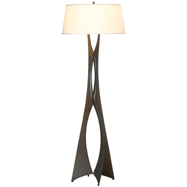 Moreau Floor Lamp by Hubbardton Forge | 233070-07-821