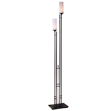 Metra Glass Floor Lamp