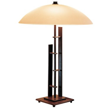 Metra Double Table Lamp