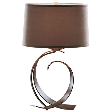Fullered Impressions Drum Table Lamp