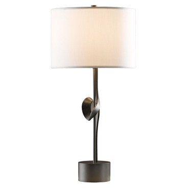 Gallery Single Twist Table Lamp by Hubbardton Forge | 272820-07-587