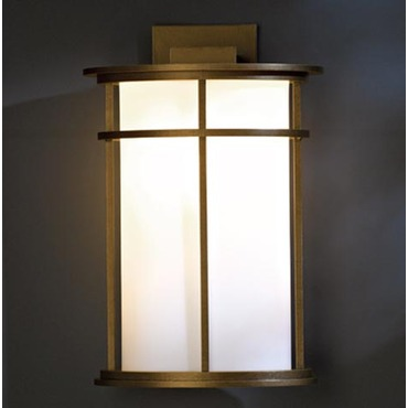 Province Outdoor Wall Sconce by Hubbardton Forge | 305655-05-G387