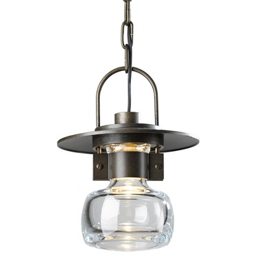 Mason Outdoor Pendant by Hubbardton Forge | 363003-05-ZM448
