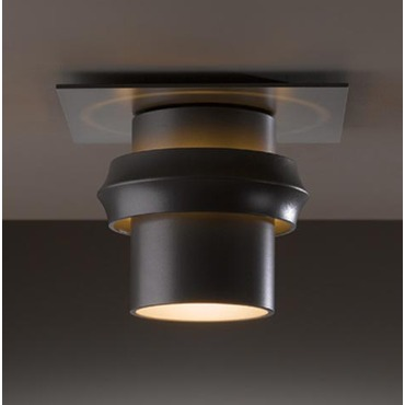 Twilight Outdoor Incandescent Flush Mount by Hubbardton Forge | 364903-07-CTO