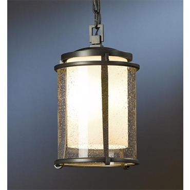 Meridian Outdoor Chain Hung Semi Flush Mount
