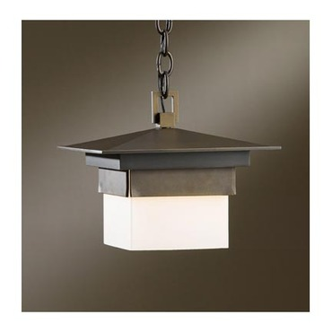 Bungalow Outdoor Semi Flush Mount