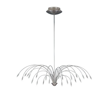 Staccato Chandelier by Tech Lighting | 700STAC32S