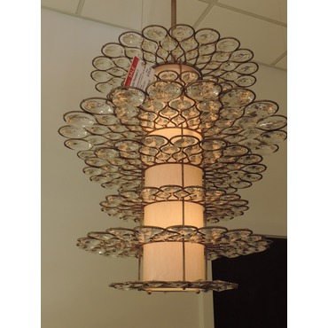 Lucia 2 Light Pendant