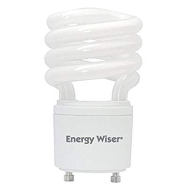 T2 GU24 Base 13W CFL 120V 2700K 80CRI by Bulbrite | 509703