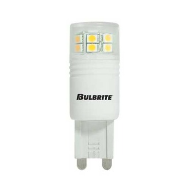 G9 LED 3W 120V 3000K by Bulbrite | 770550