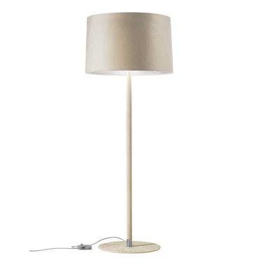 Velvet Floor Lamp