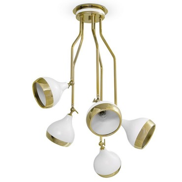 Hanna 5 Light Pendant