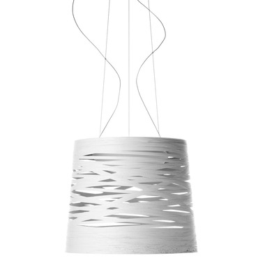 Tress 78 inch length Pendant by Foscarini | 182007S2 10 U