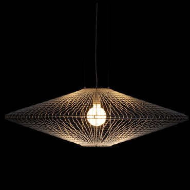 Halo Disc Pendant by Hive | LHO-W-3511HD