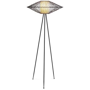 Kai tripod floor lamp