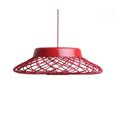 Twine Wide Pendant by Hive | HLTN-RD-BL-2508